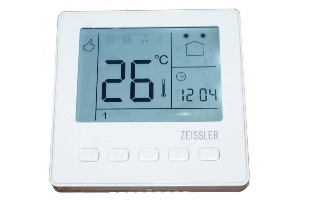Термостат для теплого пола: виды терморегулятора, правила монтажа