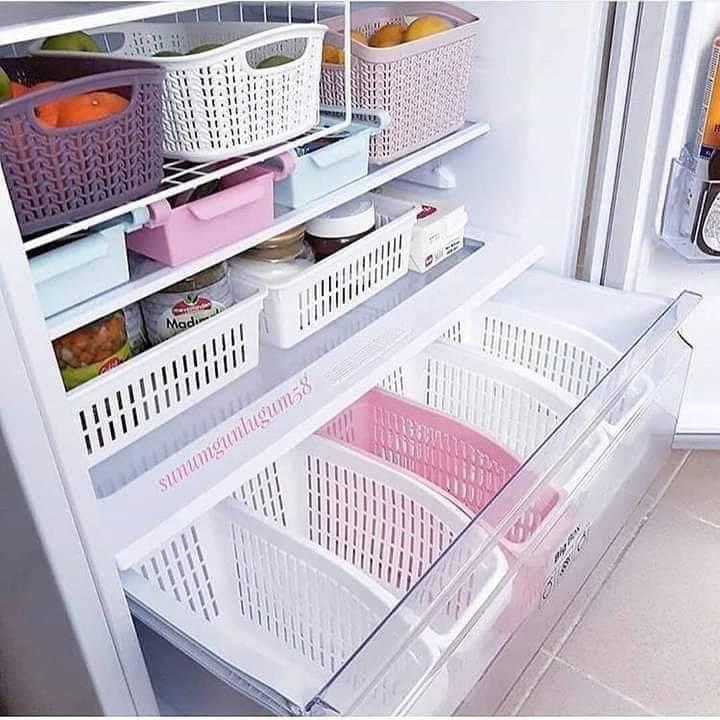 Как хранить в холодильнике продукты