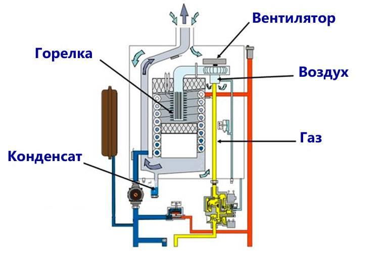 Газовый конденсационный котел - цены, принцип работы и характеристики