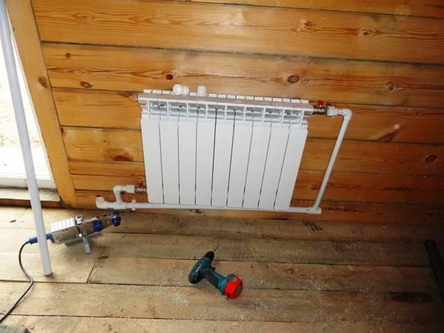 Как снять секцию с биметаллического радиатора - всё об отоплении и кондиционировании