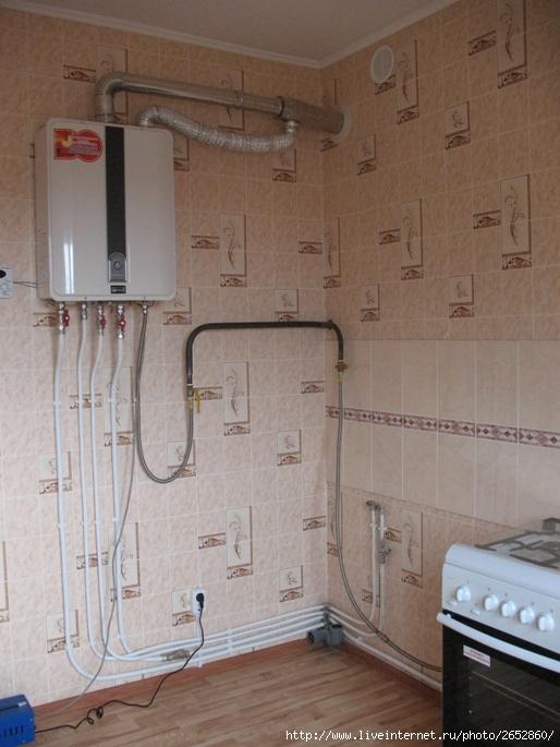 Индивидуальное отопление в квартире - как получить разрешение, выбрать и установить