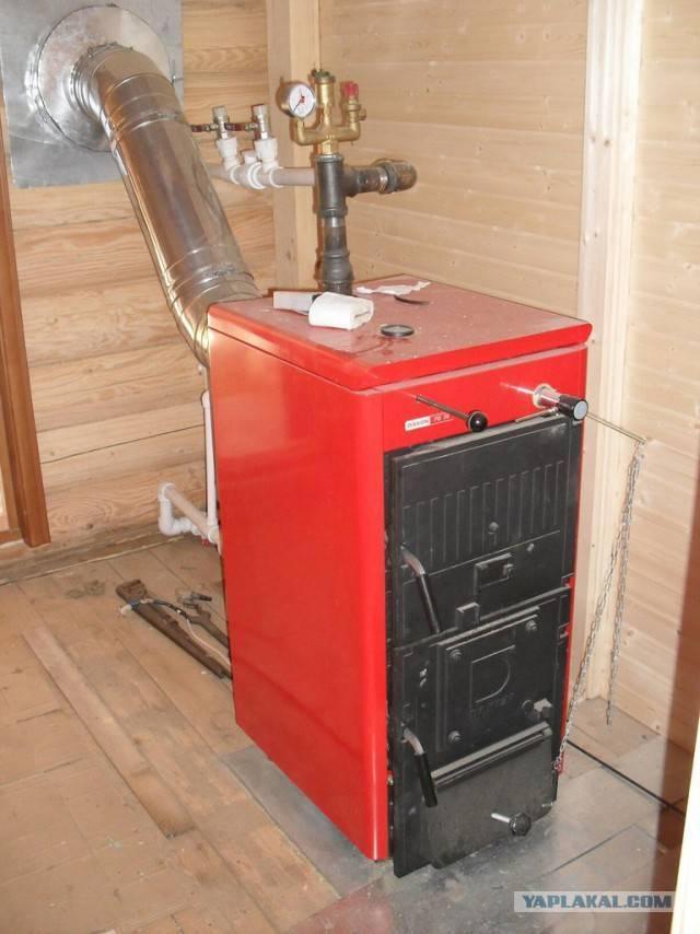 Дровяные котлы отопления: твердотопливный отопительный котел на дровах, как выбрать, какой лучше