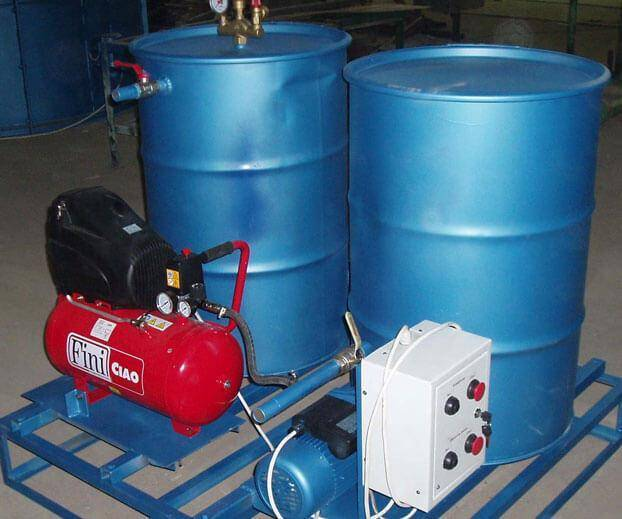 Компрессор для промывки системы отопления - всё об отоплении и кондиционировании