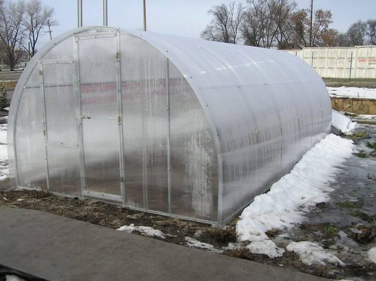Осень – идеальное время для установки теплицы   дела огородные (огород.ru)