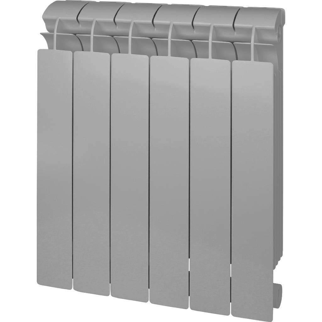 Отличие биметаллических радиаторов от алюминиевых: основные различия и сравнения