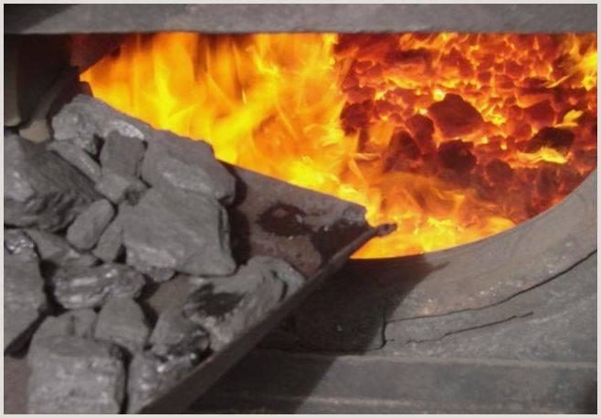 Какой уголь лучше для отопления, характеристики и условия хранения