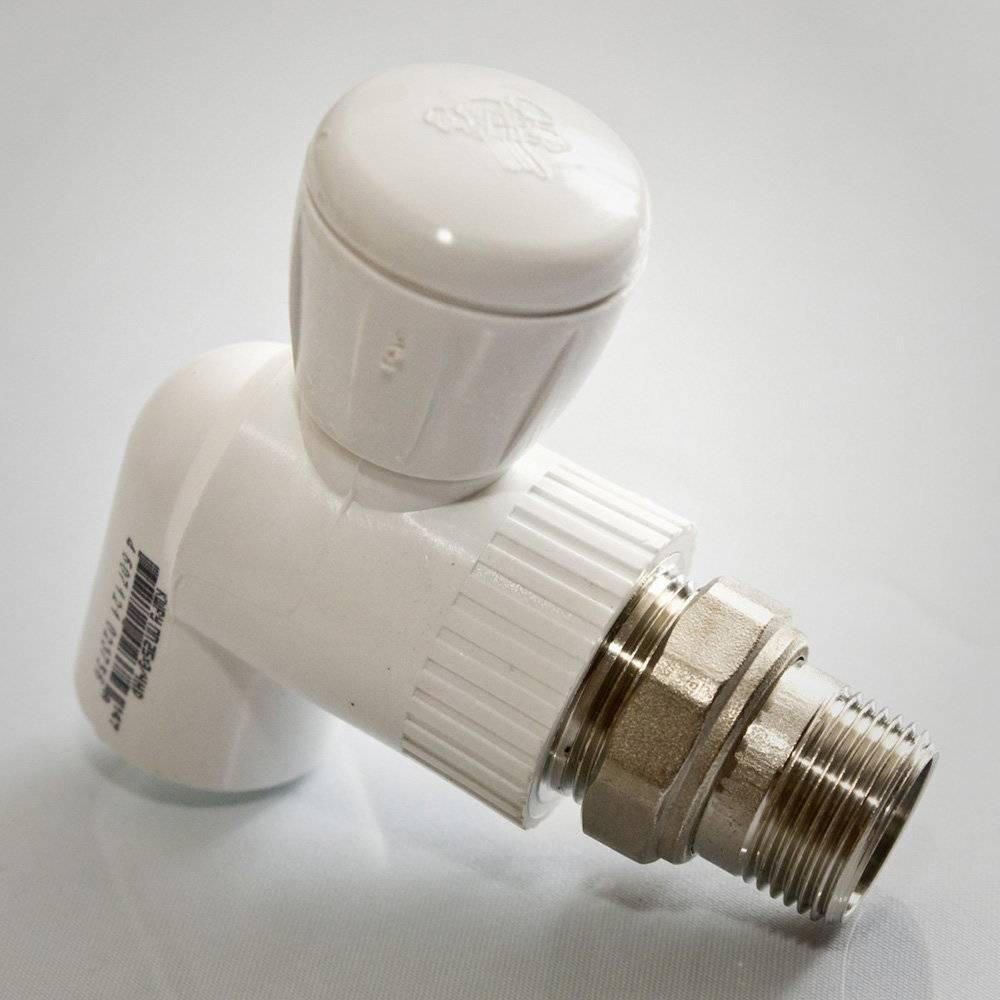 Регулировочный кран на радиатор отопления - всё об отоплении и кондиционировании