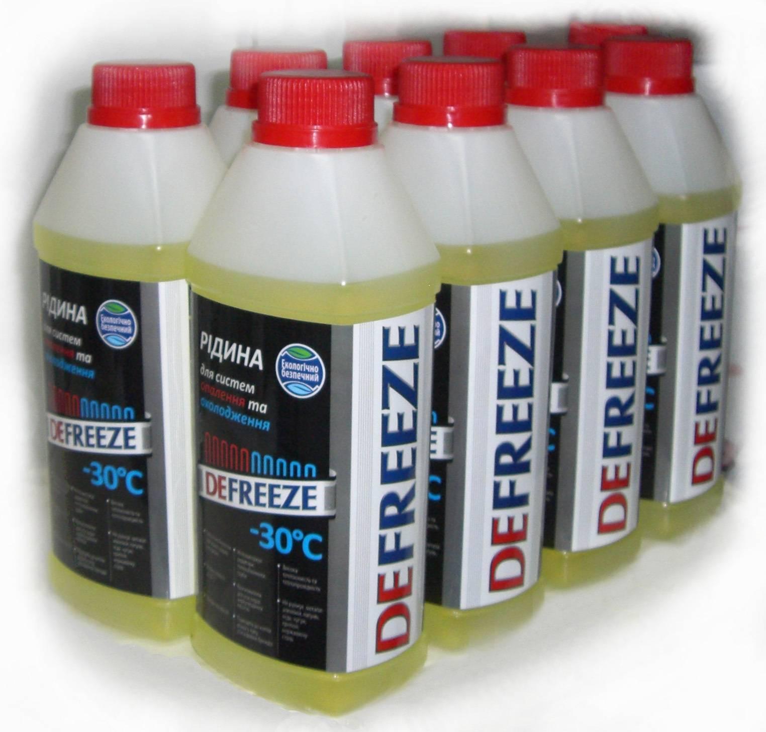 Незамерзающая жидкость для системы отопления дома: какую выбрать?