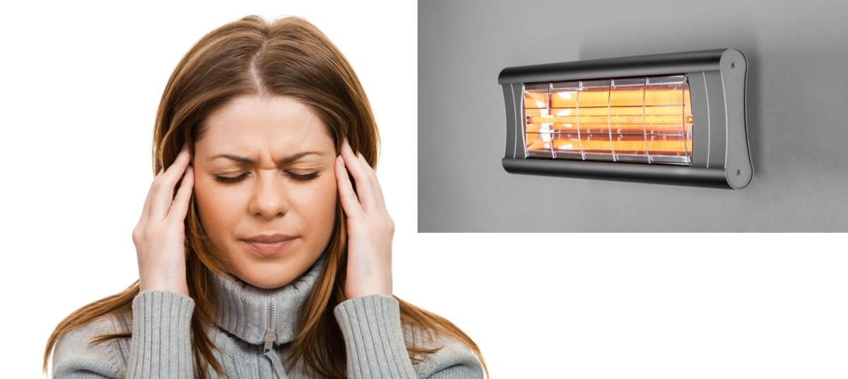 Инфракрасные обогреватели - вред и польза для здоровья человека