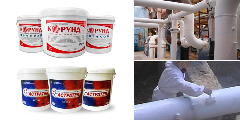 Корунд теплоизоляция: преимущества и свойства жидкой краски-теплоизолятора, рекомендации по выбору и нанесению