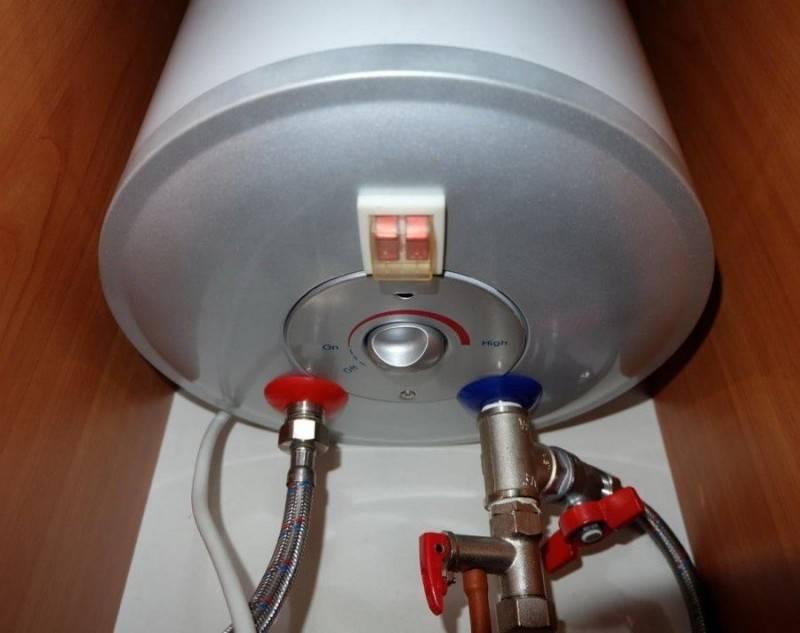 Руководство как почистить водонагреватель от накипи