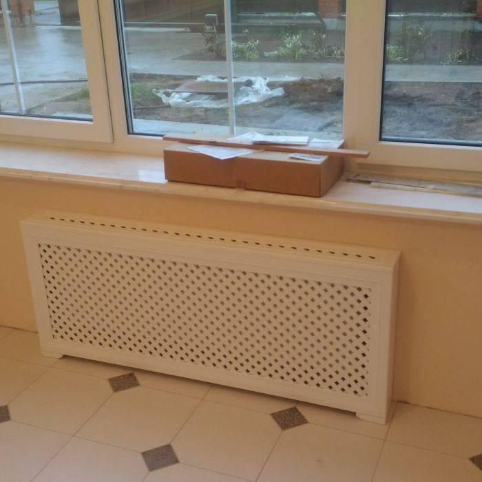 Экраны для батарей отопления «тепло уюта» купить в москве