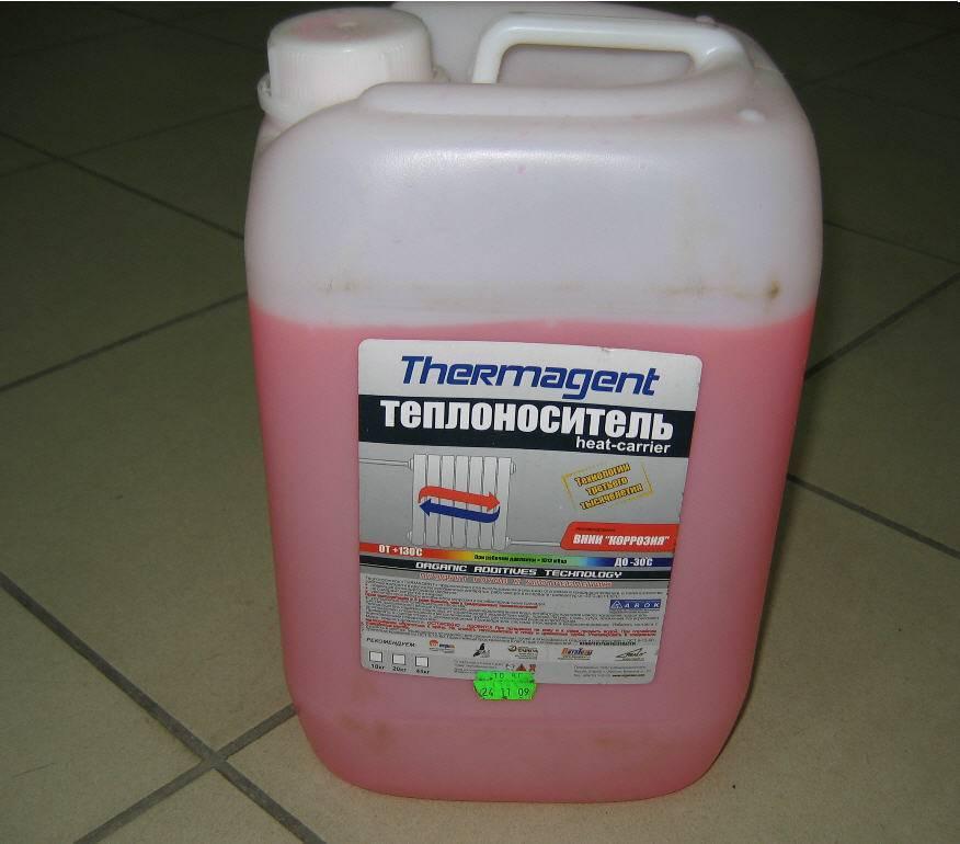 Какую жидкость лучше залить в атономную систему отопления