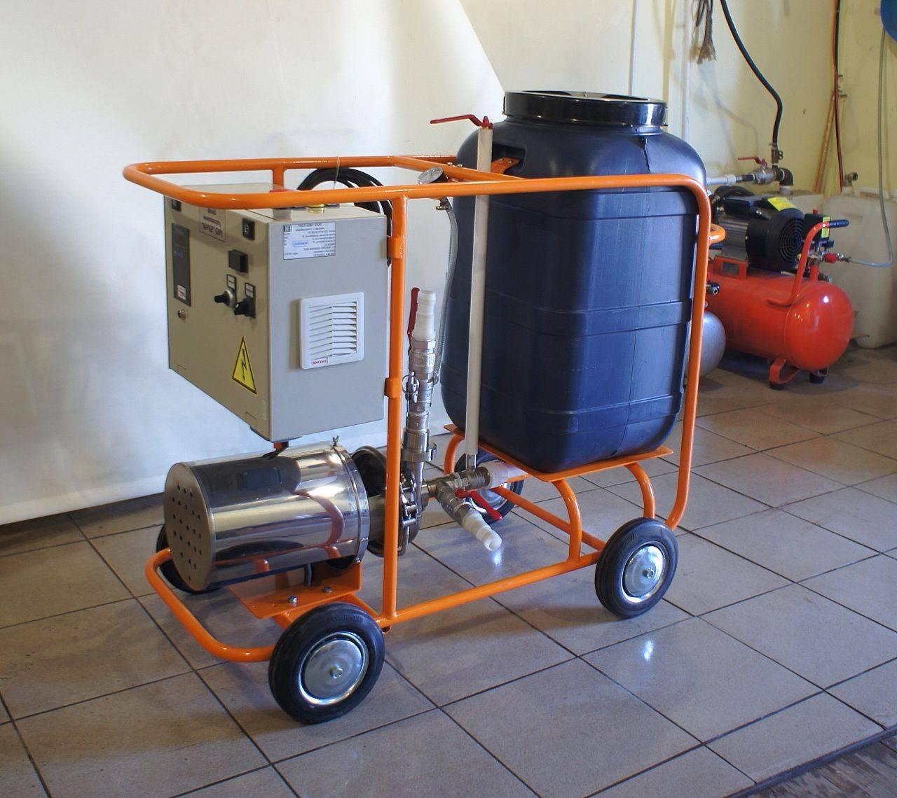 Как сделать промывку системы отопления частного дома