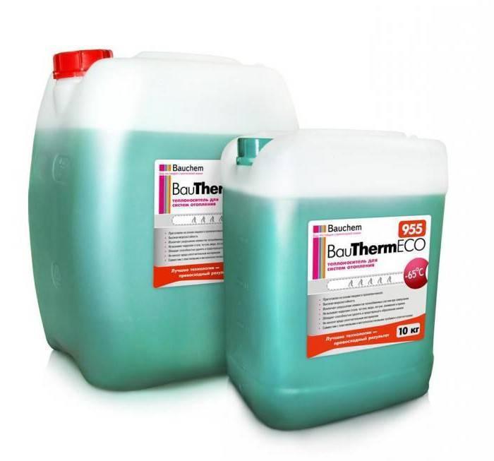 Незамерзающая жидкость для системы отопления частного дома - как выбрать