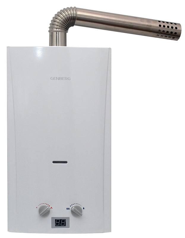 Как выбрать проточный газовый водонагреватель (колонку)
