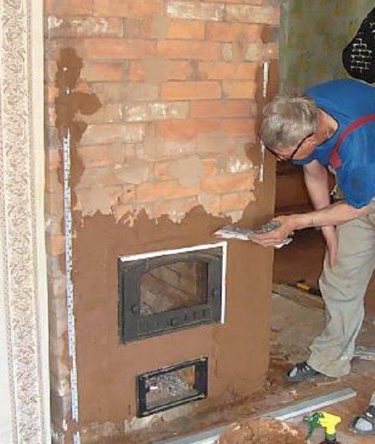 Как сделать ремонт печей из кирпича – правила и способы выполнения ремонтных работ