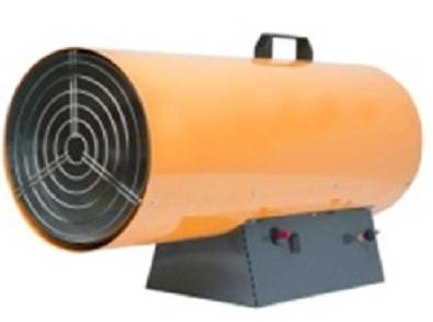 Дизельная тепловая пушка прямого и непрямого нагрева: устройство, принцип работы