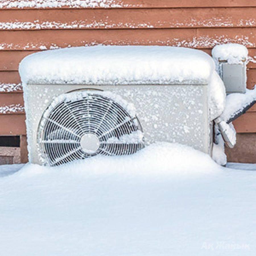 Можно ли включать кондиционер зимой: правила эксплуатации климатической техники