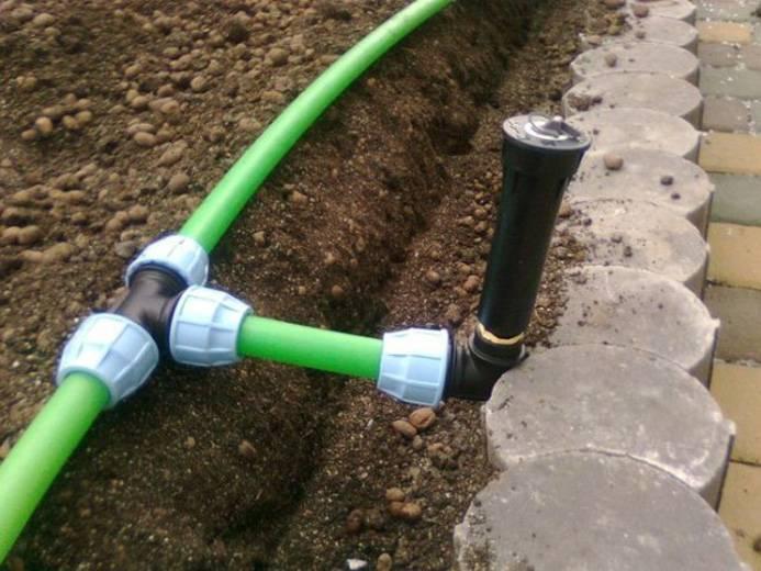 Соединение полиэтиленовых труб: как соединить пэ трубы для водопровода, как соединять водопроводные трубы