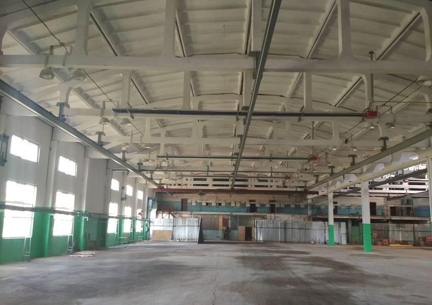 Отопление и вентиляция промышленного здания. курсовая работа (т). строительство. 2013-06-10