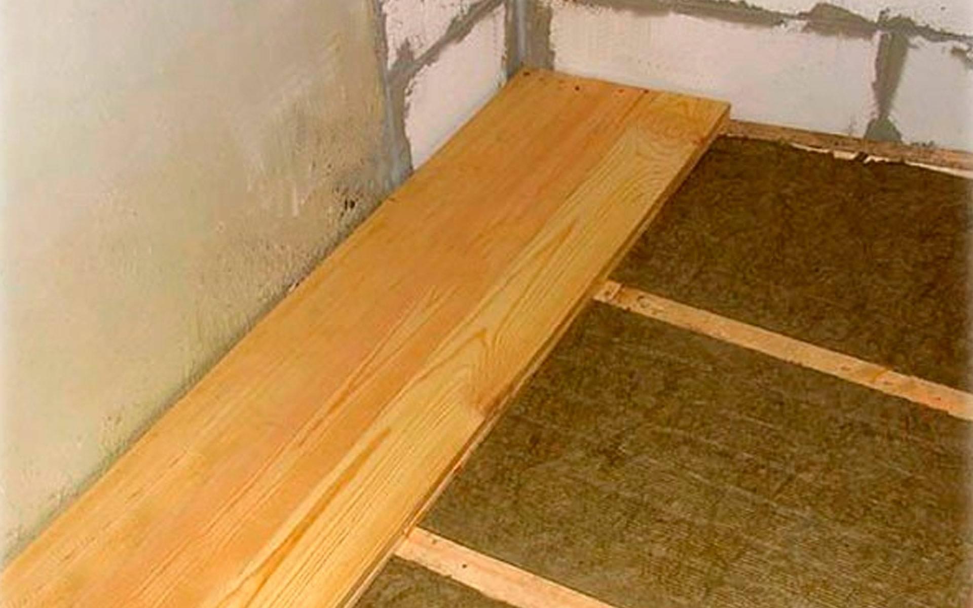 Технология утепления балкона: порядок работ шаг за шагом