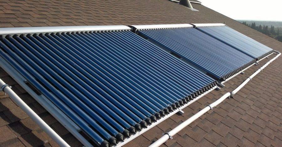 Солнечные коллекторы для отопления дома: преимущества, недостатки и эффективность работы