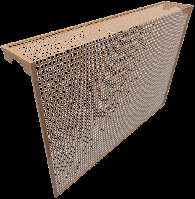 Защитные и теплоотражающие экраны для радиаторов