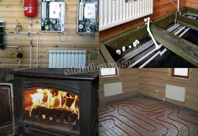 Отопление загородного дома без газа: возможные варианты | строй советы