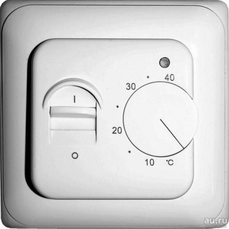 Термостат для теплого пола водяного: аспекты выбора и монтажа своими руками