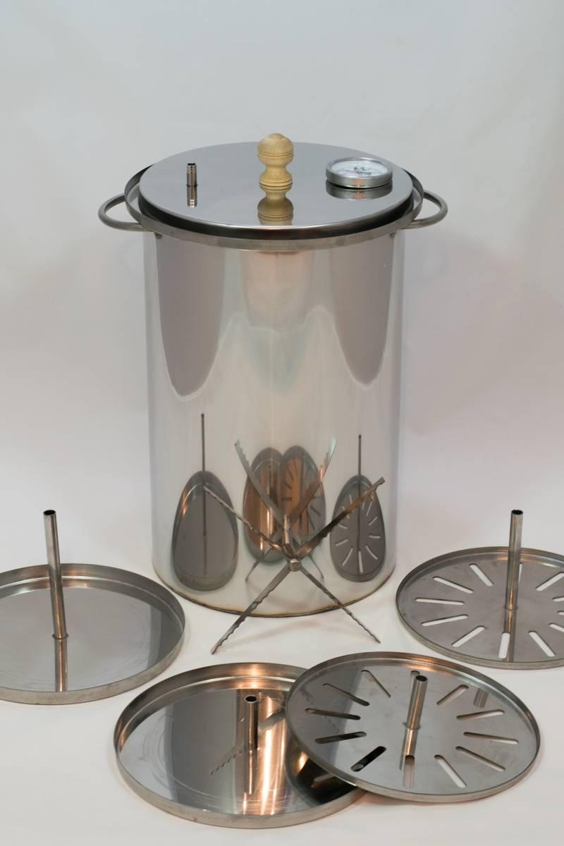 Рекомендации по созданию самодельной коптильни горячего копчения, преимущества и варианты изготовления