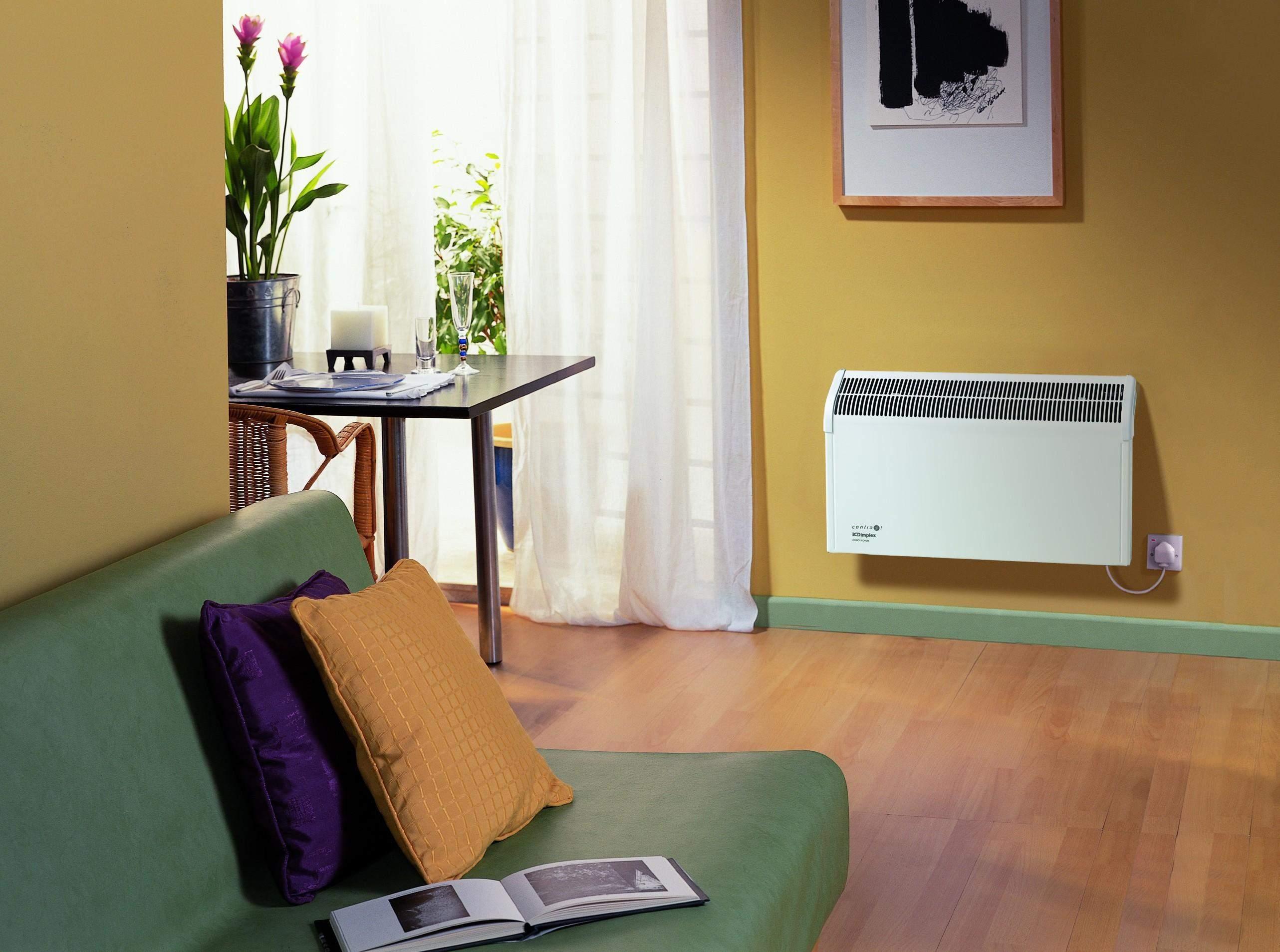 Электрические масляные радиаторы отопления, настенные батареи и конвекторы