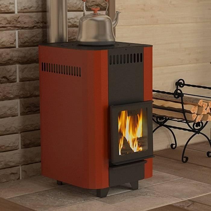 Металлические печи для дома на дровах: как сделать своими руками железные устройства для отопления