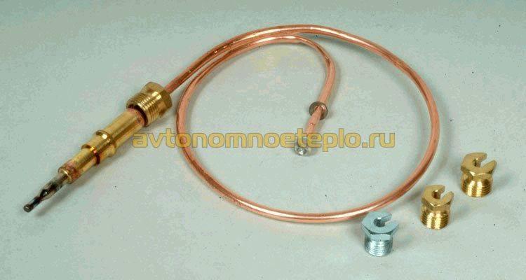Термопара для газового котла: устройство и принцип работы