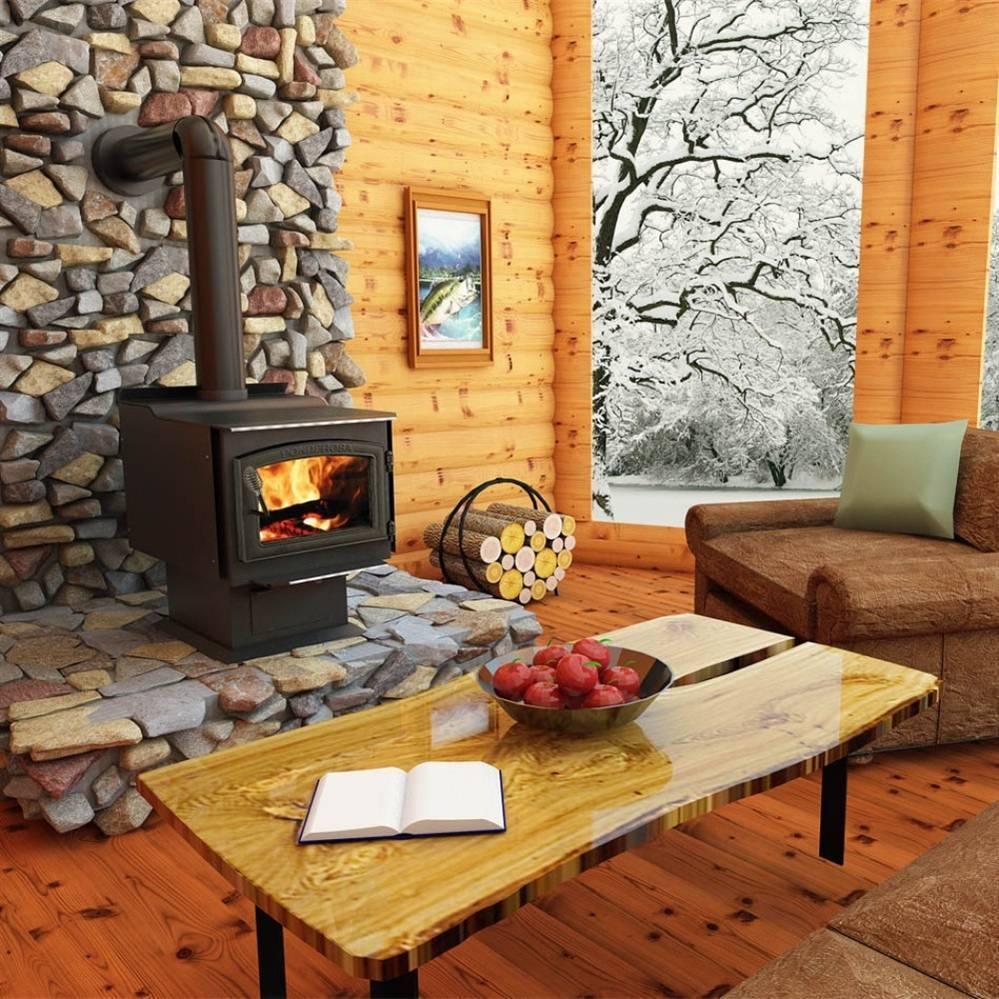 Камины дровяные для дачи (59 фото): печка длительного горения на дровах