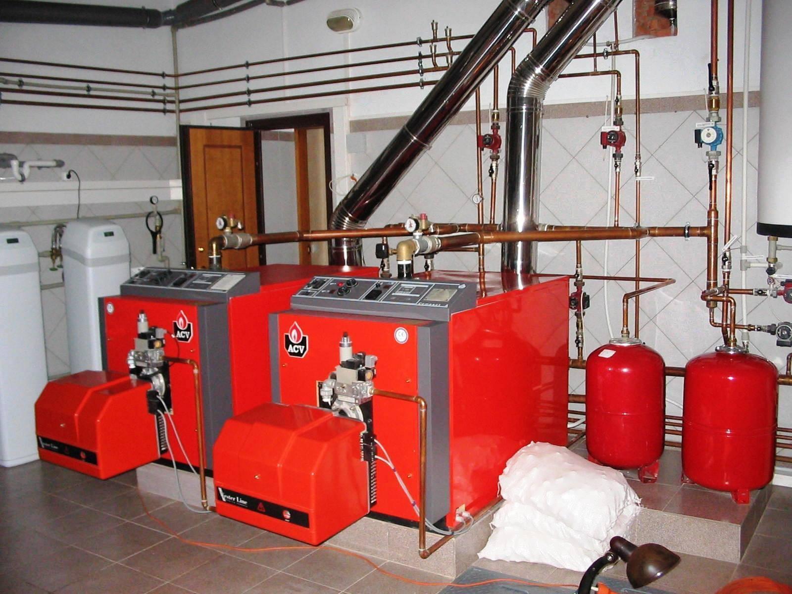 Отопление загородного дома баллонным газом - всё об отоплении и кондиционировании