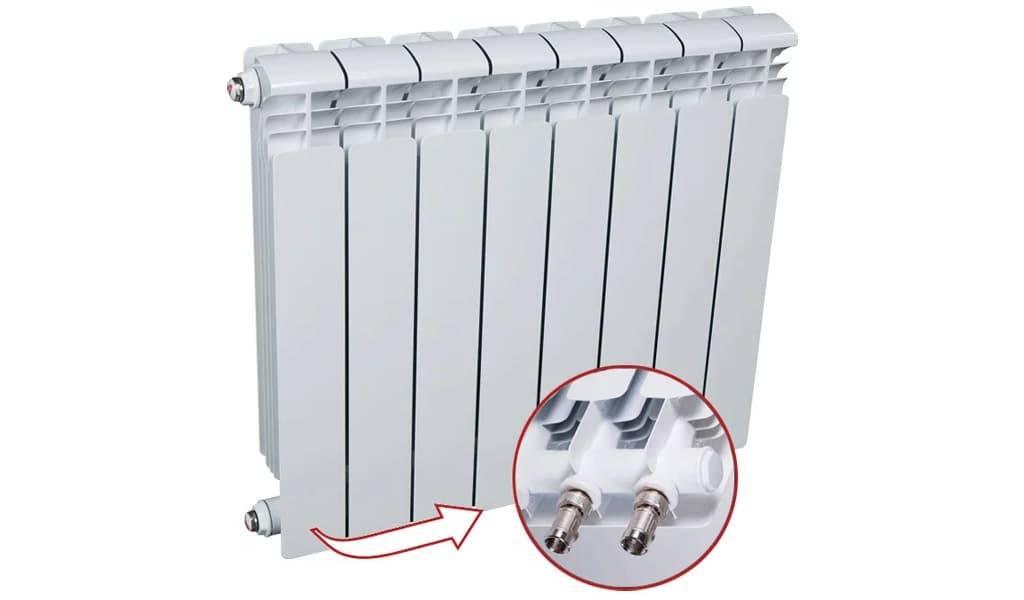 Какие выбрать, алюминиевые или биметаллические радиаторы - сравнение