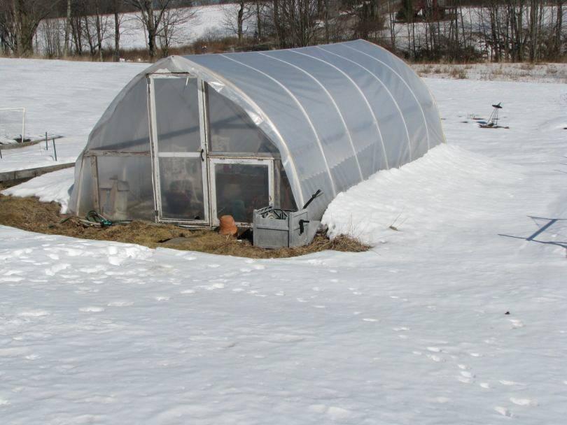 Отопление теплицы зимой своими руками: основные методы