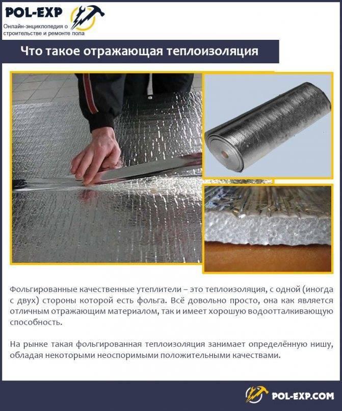 Особенности утепления бани алюминиевым фольгированным утеплителем