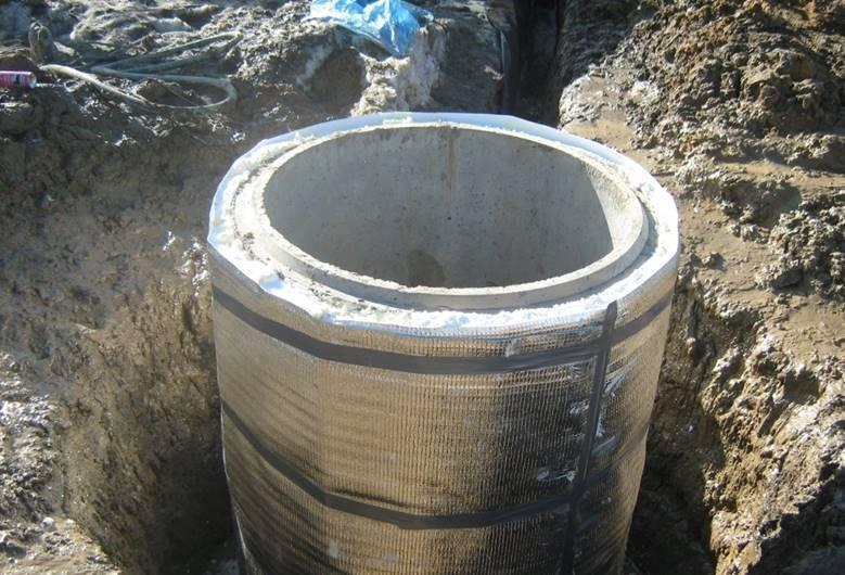 Утепление колодца из бетонных колец на зиму: обзор лучших способов | проект vodatyt.ru | яндекс дзен