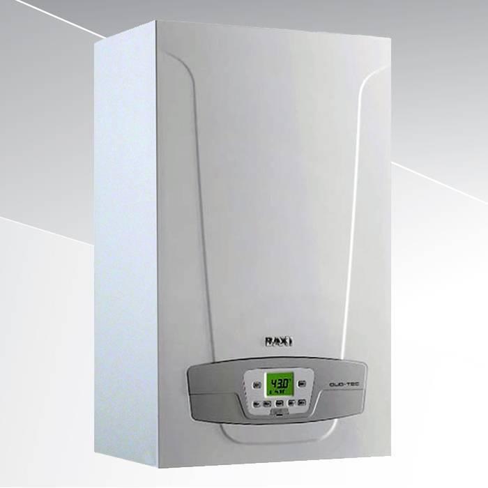 Отопительные газовые котлы baxi - обзор моделей, характеристики, отзывы