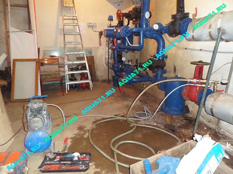 Промывка системы отопления в частном и многокварирном доме своими руками: что это такое, опрессовка, инструкция, видео