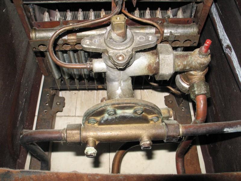 Ремонт теплообменника газовой колонки своими руками - устраняем протечки и чистим радиатор