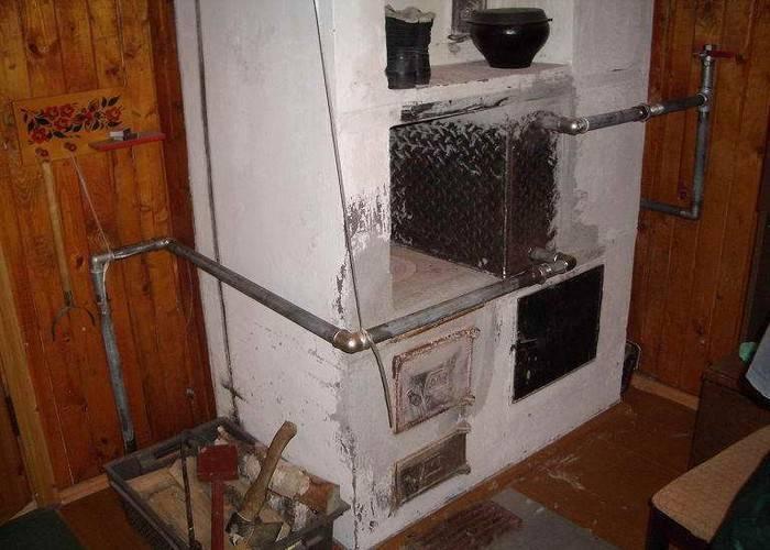 Газовая печь для дачи: виды, выбор, расход газа, эксплуатация