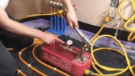 Что такое опрессовка системы отопления – описание процесса, последовательность выполнения работ. опрессовка систем отопления
