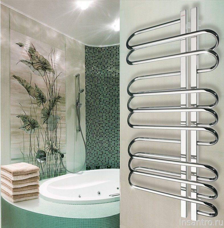 Дизайн-радиатор или полотенцесушитель: что лучше?