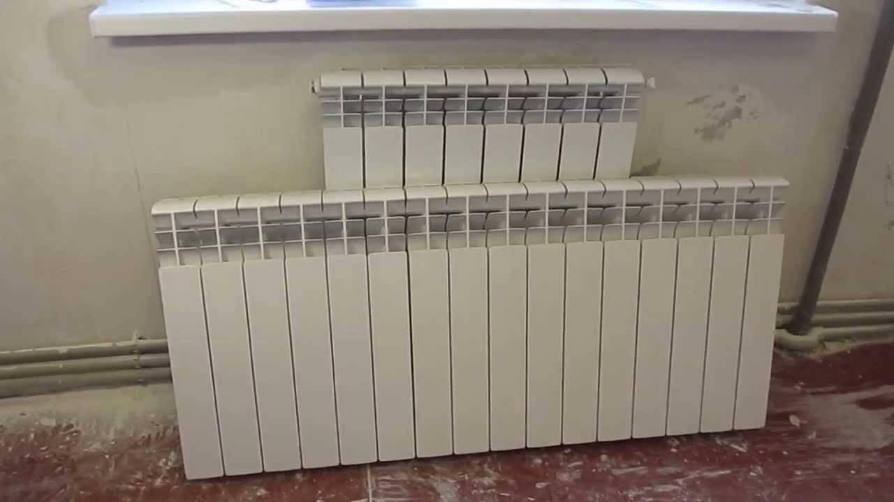 Как нарастить батарею отопления: как добавить секции радиатора, наращивание, соединение