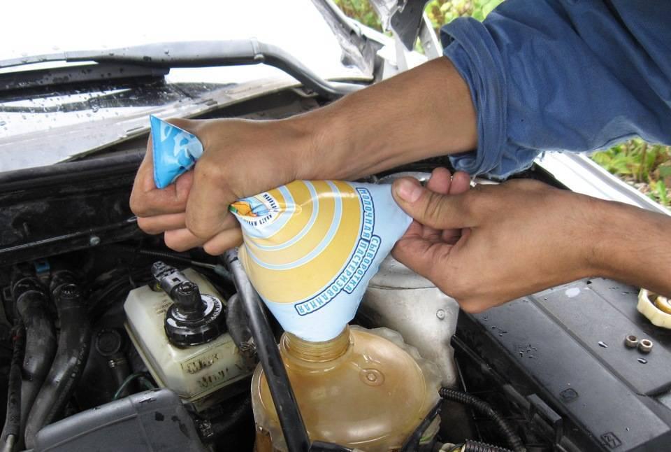 Советы опытных автовладельцев, чем промыть систему охлаждения двигателя от ржавчины и накипи