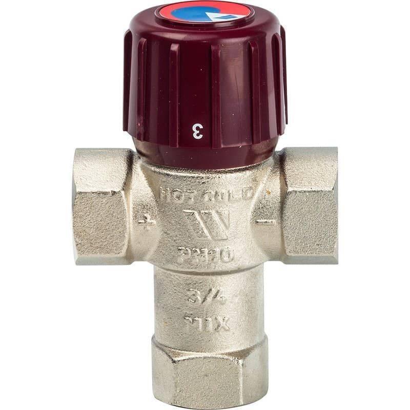 Термоклапан для теплого водяного пола