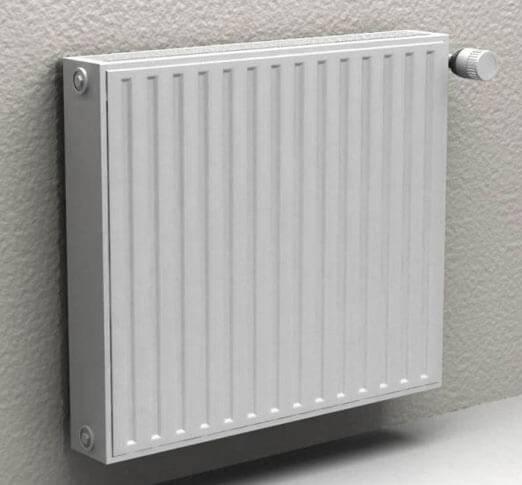 Размеры радиаторов отопления по высоте и ширине, как рассчитать